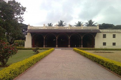 Tipu Sultan's Palace