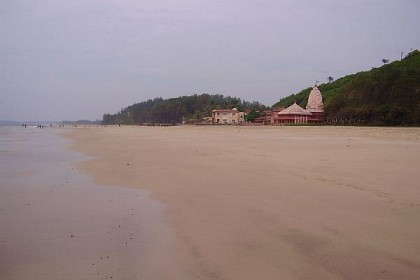 Ganapatipule Beach