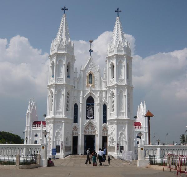 Vailankanni India  city images : Nagapattinam photos : Velankanni Church