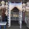 Seashells shop at Mahabalipuram in Chennai