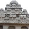 Mamallapuram Dharmaraja's ratha view