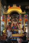 Gurukal performing Pooja - Mylapore Kabaleeshwarar Temple