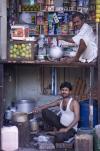 Two Story Shop at Kolkata