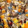 Garlands Market - Kolkata