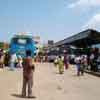 Kovilpatti Arignar Anna bus stand in Thoothukudi district