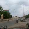 Kovilpatti Lakshmi mills flyover in Thoothukudi district