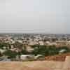 Kovilpatti town view from Kathiresan malai in Thoothukudi district