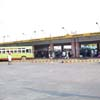 Vadasery Christopher Bus Stand in Nagercoil town