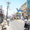 Nagercoil Chettikulam junction road