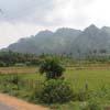 Beautiful scenery at Nagercoil town in Kanyakumari district