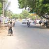 Nagercoil town Duthie school road junction