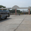 Arch view at Vadasery Christopher bus stand in Nagercoil