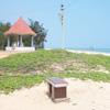 Beach view at Chothavilai in Kanyakumari district