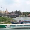 Steel Bridge view at Mela Manakudi in Nagercoil