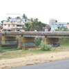 Bridge at Suchindram road in Nagercoil