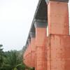 Kanyakumari district Mathur Aqueduct near Nagercoil