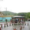Swimming Pool view at Thiruparappu