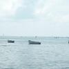 Tuticorin district Therespuram sea view