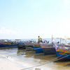 Too many fishing boats at Thoothukudi