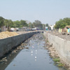 Canal at Tuticorin district