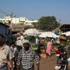 Tuticorin district Kamarajar Market