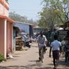 Tuticorin scrap materials area