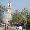 Thoothukudi St.Anthoniyar church tower view