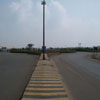 A road view at Tuticorin harbour