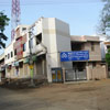 Indian Overseas bank building at Tuticorin district