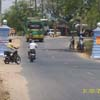 Mukkani junction roadway starting point at Tuticorin district