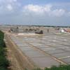 A view of Tuticorin district salt producing areas