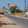 A road at Peencan office in Tuticorin district