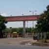 New bus stand entrance at Nellai