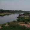 Thamirabarani river at Tirunelveli