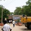 Path way to Sattur Taluk Office