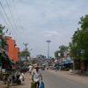 Railway Feeder Road at Sattur