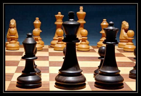 India is the origin of Chess