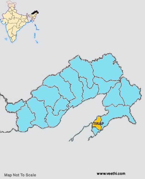 Tirap District