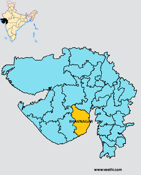 Bhavnagar District