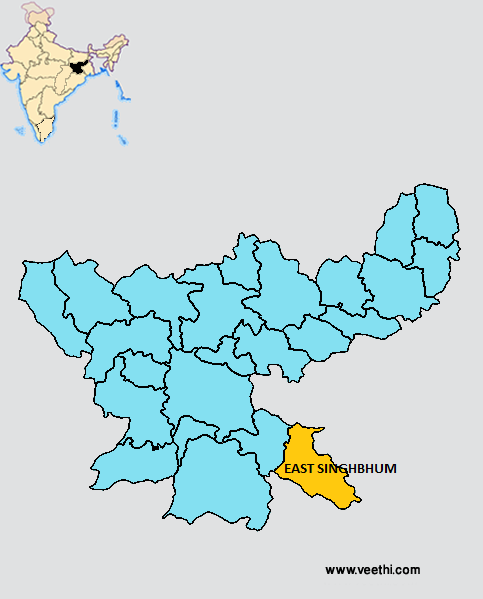 East Singhbhum District