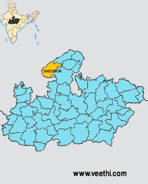 Sheopur District