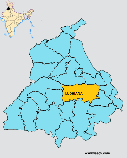 Ludhiana District