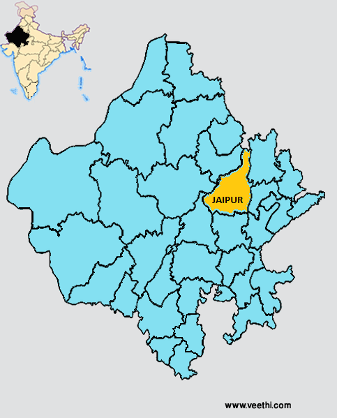 Jaipur District