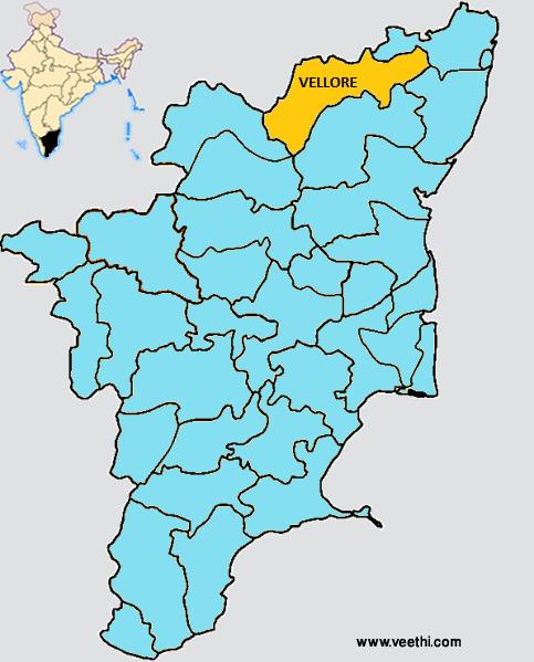 vellore district க்கான பட முடிவு