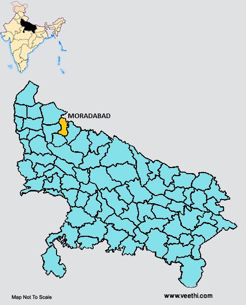 Moradabad District