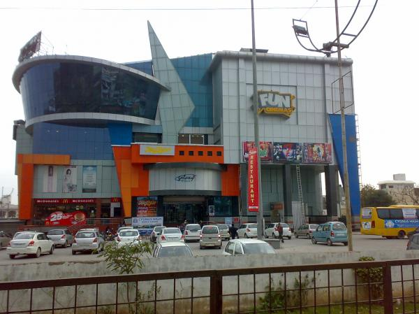 Galaxy Mall In Ambala Reviews Veethi Travel