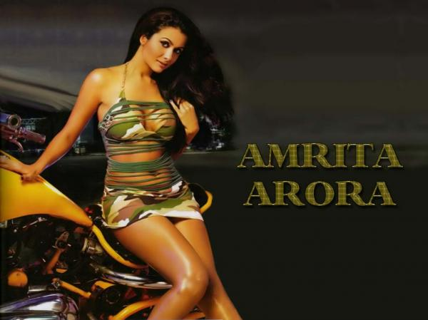 Actress Amrita Arora Hot And Sexy Pics