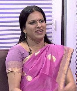 Bharathy Bhaskar is Television Personality Motivational Speaker and a Writer