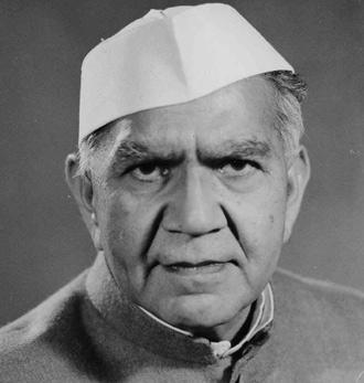 President of India from 1974 to 1977 Fakhruddin Ali Ahmed | Veethi