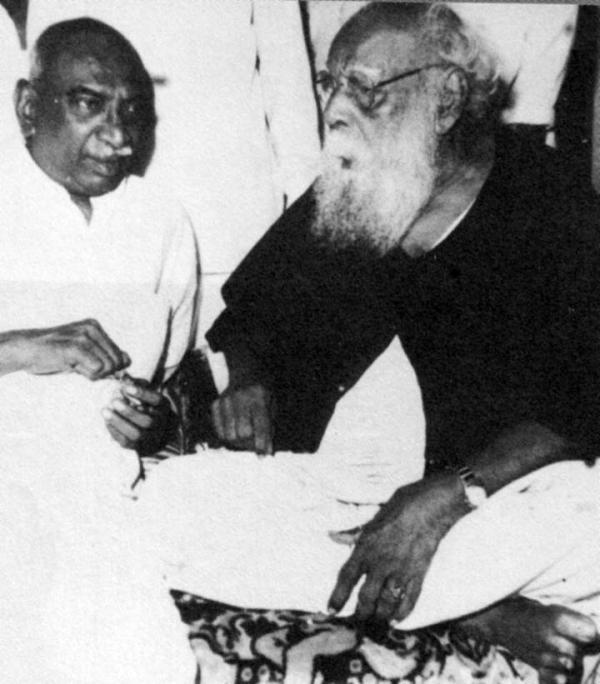 Who was Periyar EV Ramasamy?